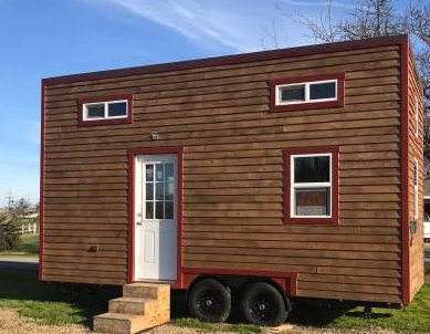 The Berryessa Mini House