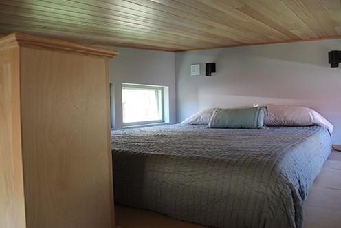 Outlander- Loft Bedroom