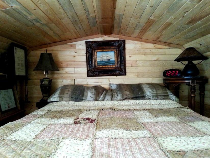 Sonoma Loft Bedroom